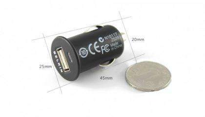 Universal USB Car Charger Mini